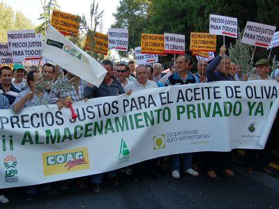 Επανάληψη της αποθεματοποίησης ζητούν οι  Οργανώσεις στην Ισπανία.
