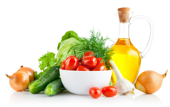 vegetables olive oil 120424